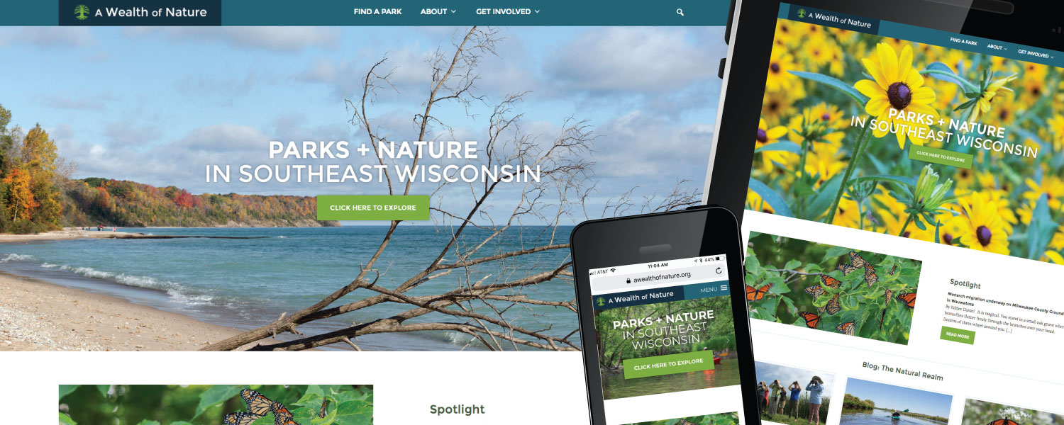 A Wealth of Nature Website