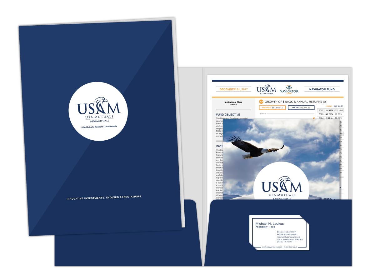 Folder for USAM