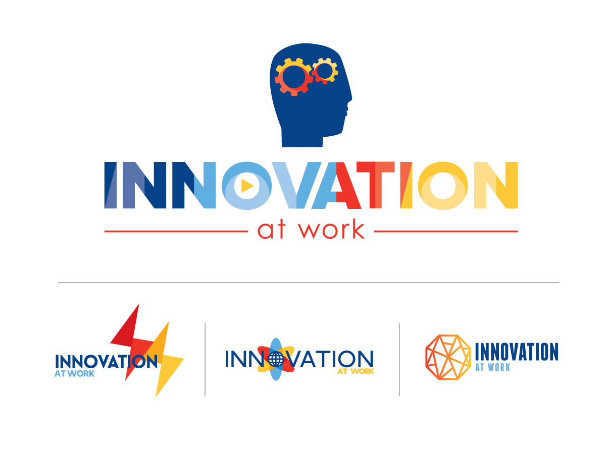 Logo for Brady Corporation - Innovation at Work