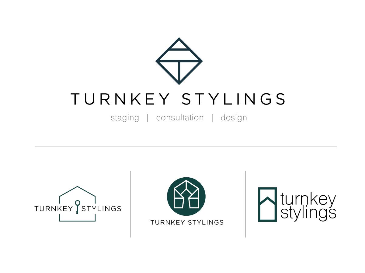 Logo design for Turnkey Sytlings
